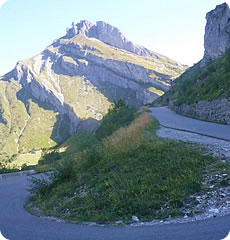 Alpine Cadence : Alpine training camps for cyclists : Les Grand Cols 2010